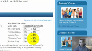 Target Heart Rate Zone How To Calculate It For P90X