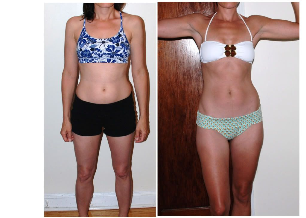 Team Beachbody RE P90X Women Results Connect Message