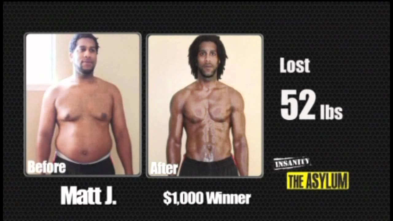 The November Beachbody Challenge P90x And Insanity Workout