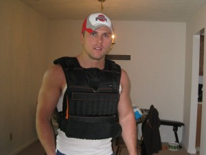 Weighted Vest Exercises I Want To Get Ripped