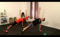 10 Minute Full Body P90X Workout With Tony Horton Class