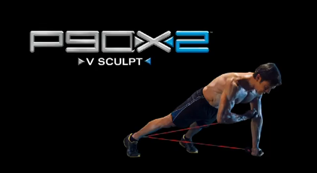 A Ginger Works Out P90X 2 Day 38 V Sculpt Review
