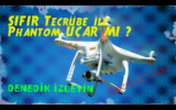 Drone U urmak Zor Mu Test Ettik YouTube