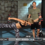 FITBOMB Round 3 Day 1 P90X Upper Body Plus Abs