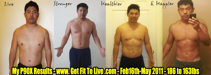 How Does The P90X Lean Schedule Compare
