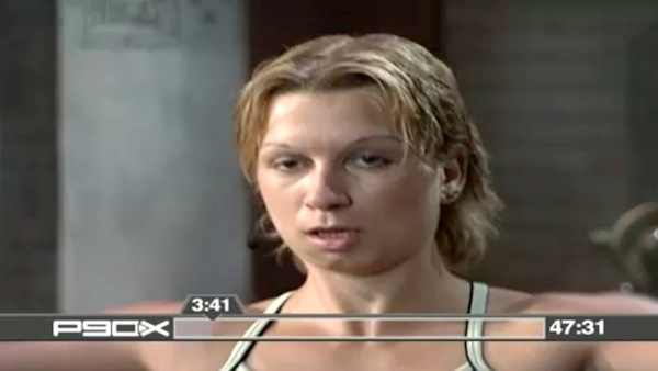I Didnt Know One Of The P90X Cast Members Starred In A