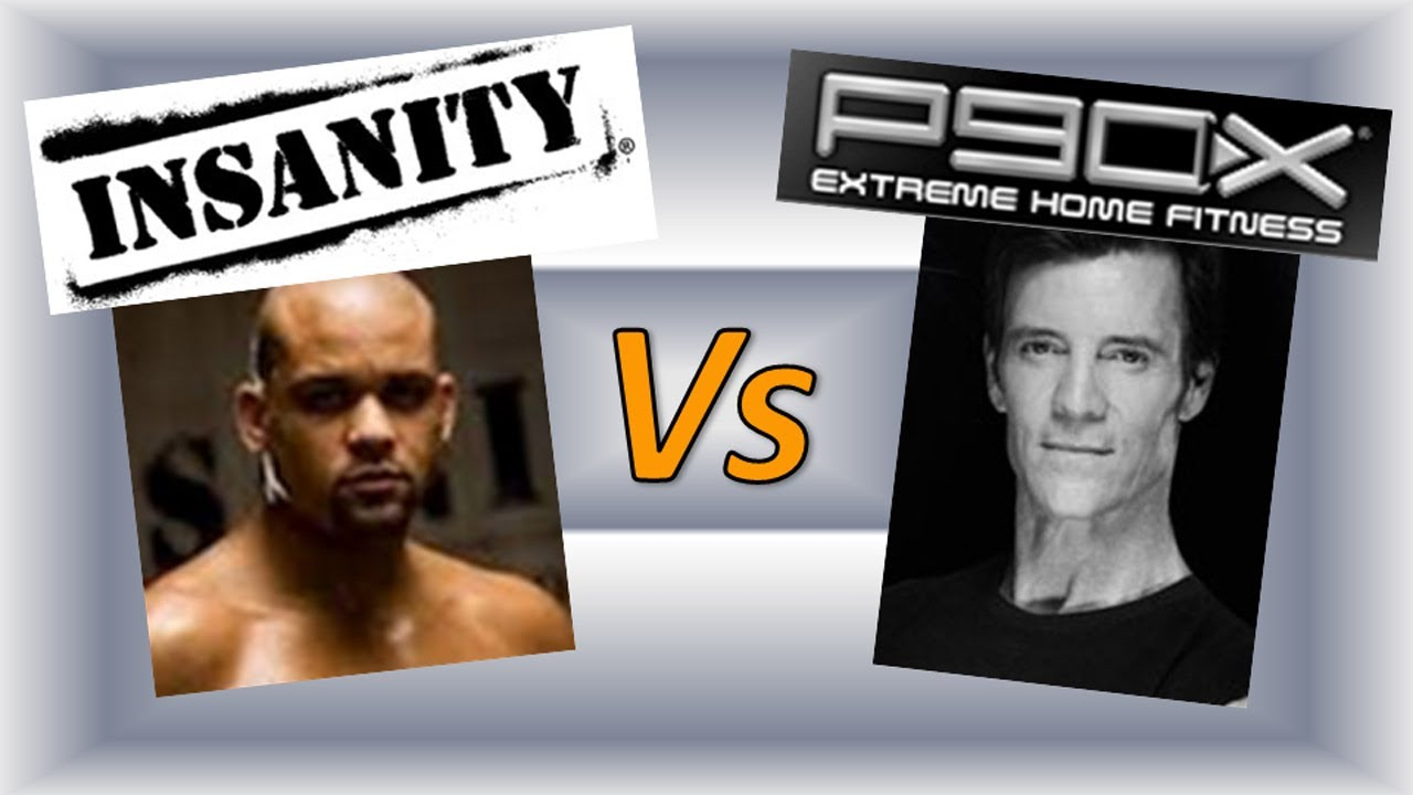 Insanity Vs P90X Pros And Cons Of Each YouTube