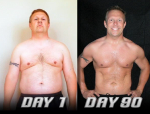 Lose Weight With P90X