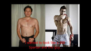P90X 1 Year Transformation 1 Of 2 The First 90 Days