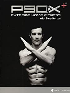 P90X EXTREME HOME FITNESS UPPER BODY PLUS ABS CORE PLUS