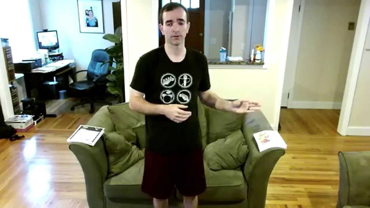 P90X For Xbox Fitness 30 Day Challenge Results YouTube