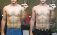 P90X Lean First Month Results Protein Machine