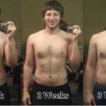 P90X One Month Results Protein Machine