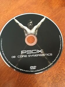 P90X Replacement DVD Disc 8 Core Synergistics EBay
