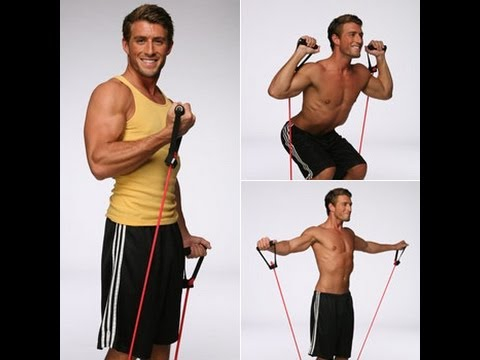 P90X Resistance Bands For Men Best Resistance Bands For
