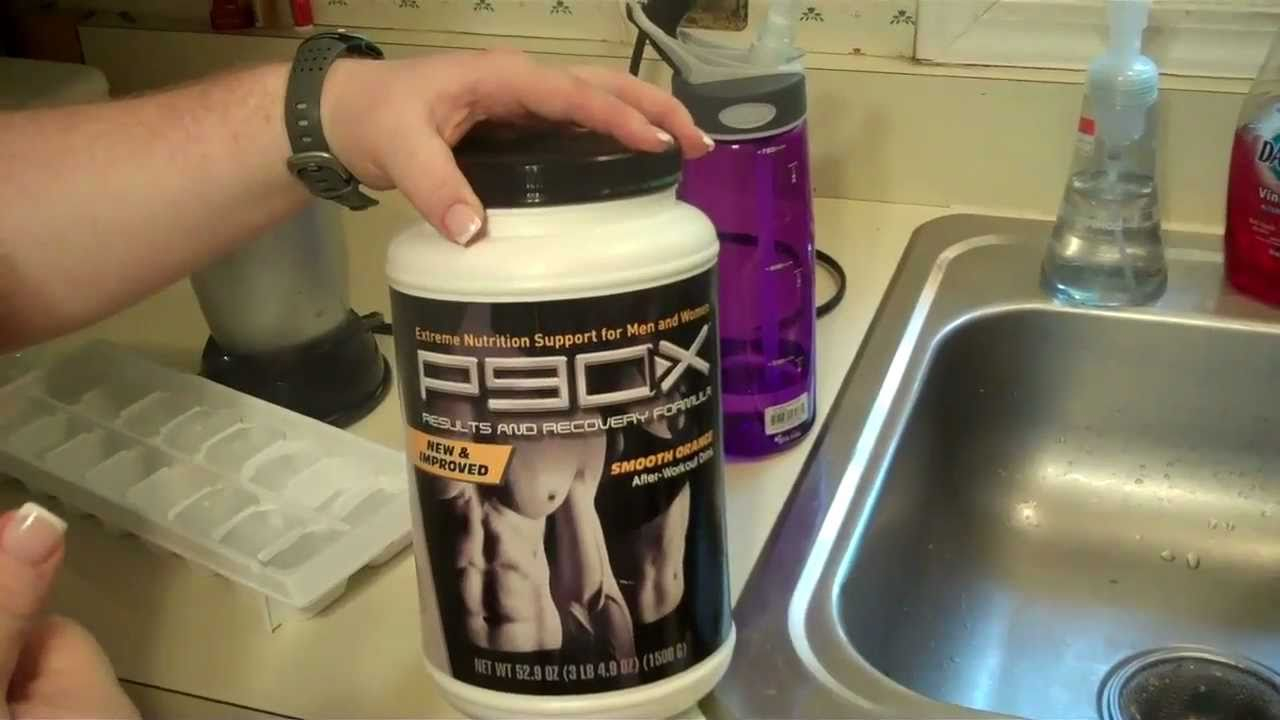 P90X Results And Recovery Drink YouTube