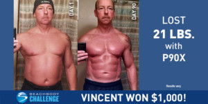 P90X Results Before After Success Stories with PHOTOS