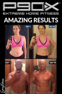 P90X Results Real Before And After Photos Of P90X