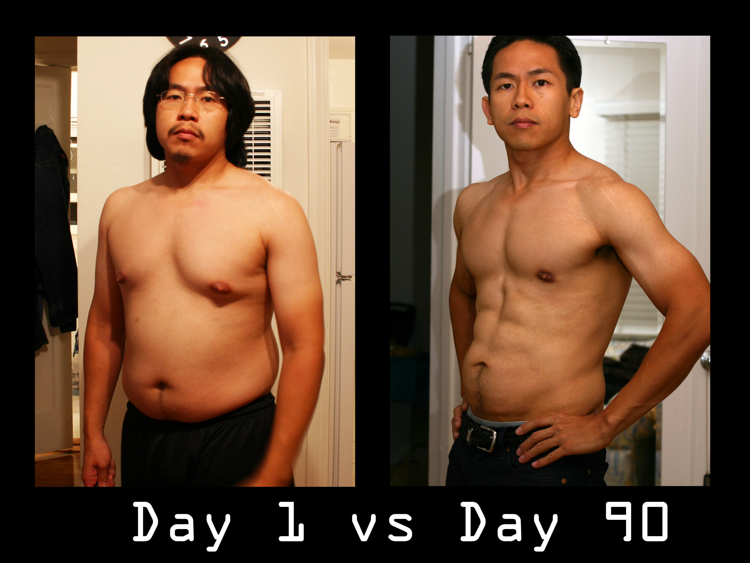 P90X Results The Squawk Blog