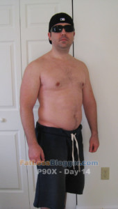 P90X Review Day 14 Measurements And Pictures