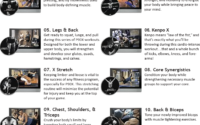 P90X Workout Join The Revolution Complete PX90