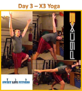 P90X3 Day 3 X3 Yoga My Fitness Journey Review