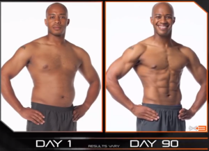 P90X3 Results Victor M Age 38 5 FREE GIFTS Fitness