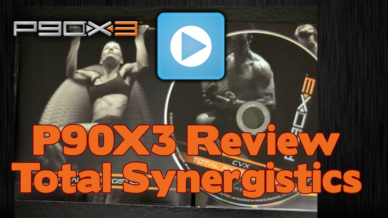 P90X3 Review Total Synergistics Workout P90X3 YouTube