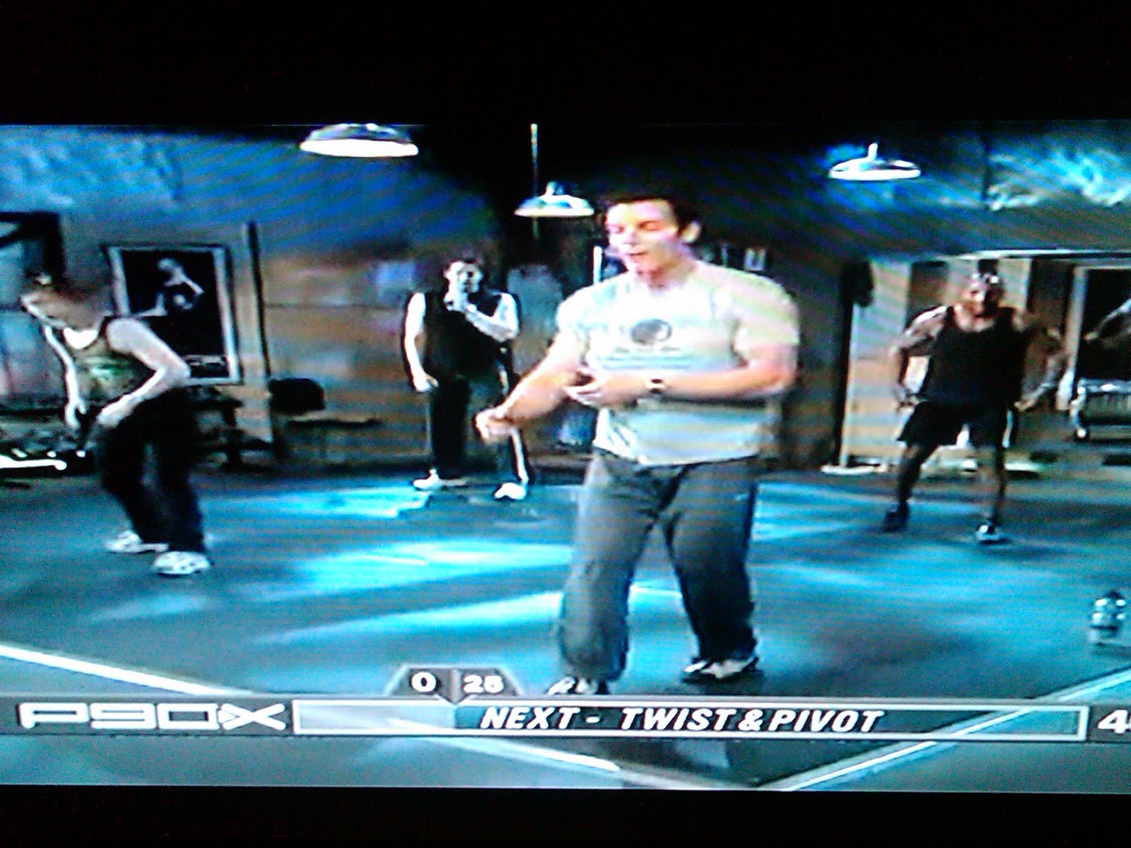 Review Kenpo X P90X X MIKE