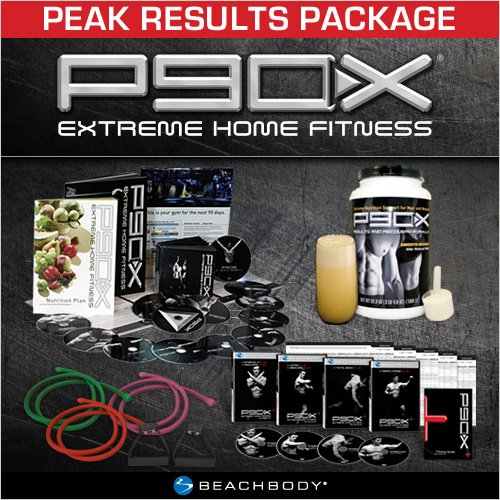 Save On P90X Peak Results Package Tony Horton s 90 Day