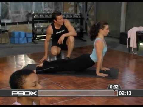 Stretching Warmup And Cooldown Exercises P90X Extreme