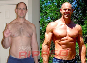 TeamRIPPED P90X Body Beast MAX 30 Get Ripped Get